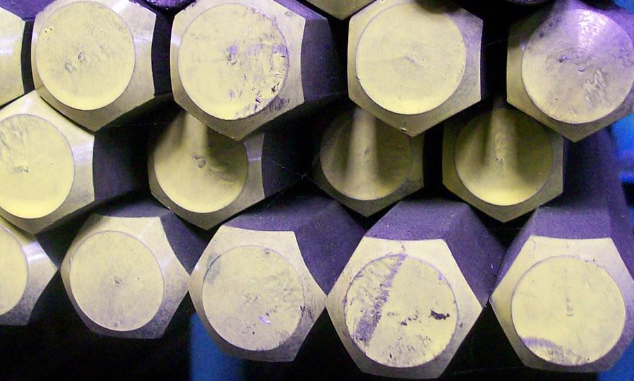 Hexagonal Metal Stock