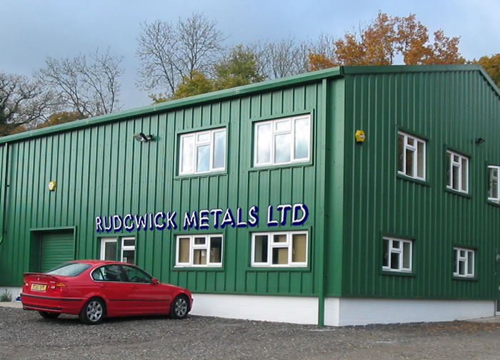 Rudgwick Metals Offices